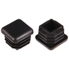 The Hillman Group 2-Pack 7/8-in Black Plastic Inside Furniture Tips