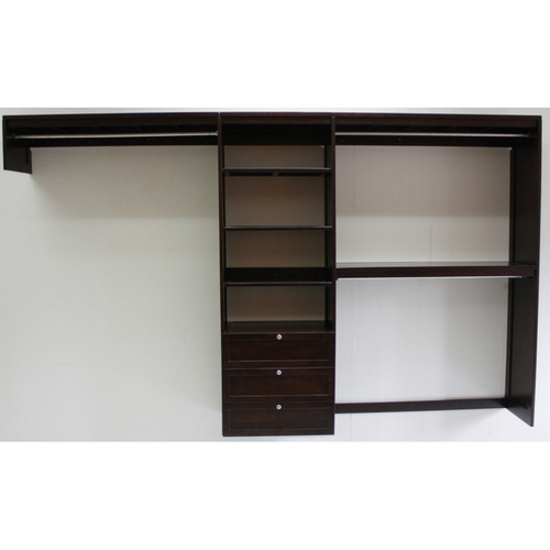 closet organizers systems doors storage accessories shelves allen roth organizer instructions java wood tower 76 in