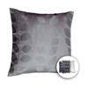 allen + roth 18-in W x 18-in L Sky Blue Square Accent Pillow Cover
