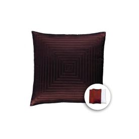allen + roth 18-in W x 18-in L Java Square Indoor Decorative Pillow Cover