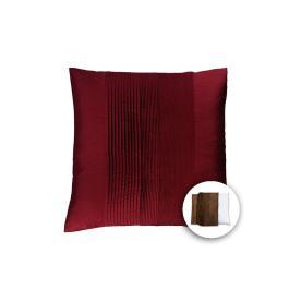 allen + roth 18-in W x 18-in L Brick Square Indoor Decorative Pillow Cover