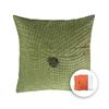 allen + roth 18-in W x 18-in L Meadow Square Accent Pillow Cover