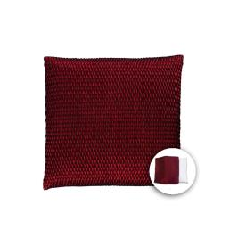 allen + roth 18-in W x 18-in L Brick Square Indoor Decorative Pillow Cover