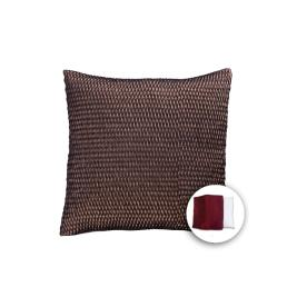 allen + roth 18-in W x 18-in L Bronze Square Accent Pillow Cover