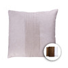 18-in W x 18-in L Khaki Square Accent Pillow Cover