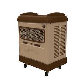 Shop mastercool 700 sq ft direct evaporative cooler 2 000 - Mastercool exterior cooler cover ...