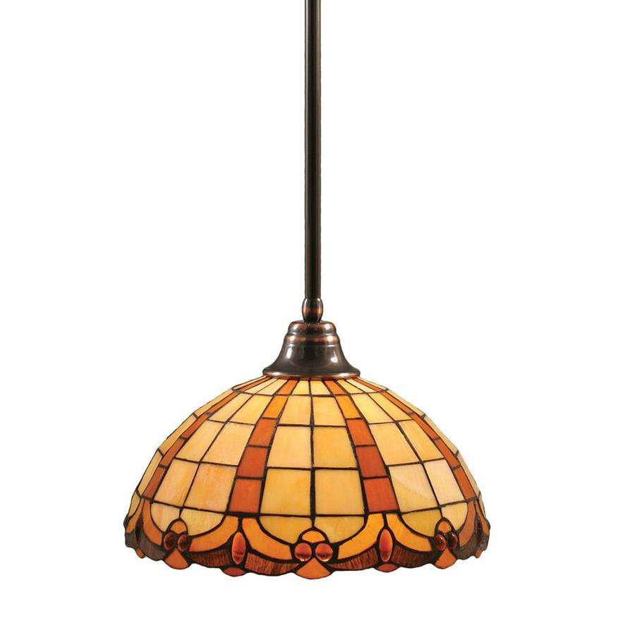 28 black and copper pendant light eglo bridport 1 lig
