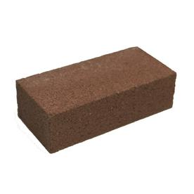Basalite Red Solid Concrete Brick