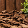 Evergreen 2-cu ft Light Brown and Gold Nuggets Pine Bark Mulch
