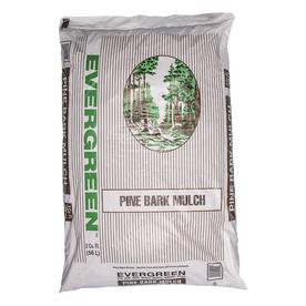 2-cu ft Dark Brown Pine Bark Mulch
