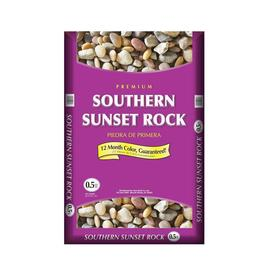 0.5 cu ft Southern Sunset Rock