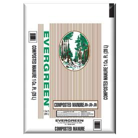 Evergreen 1cu ft Compost