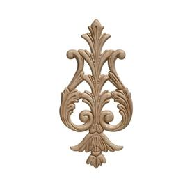 EverTrue 9-3/8&#034; Raw Whitewood Ornament