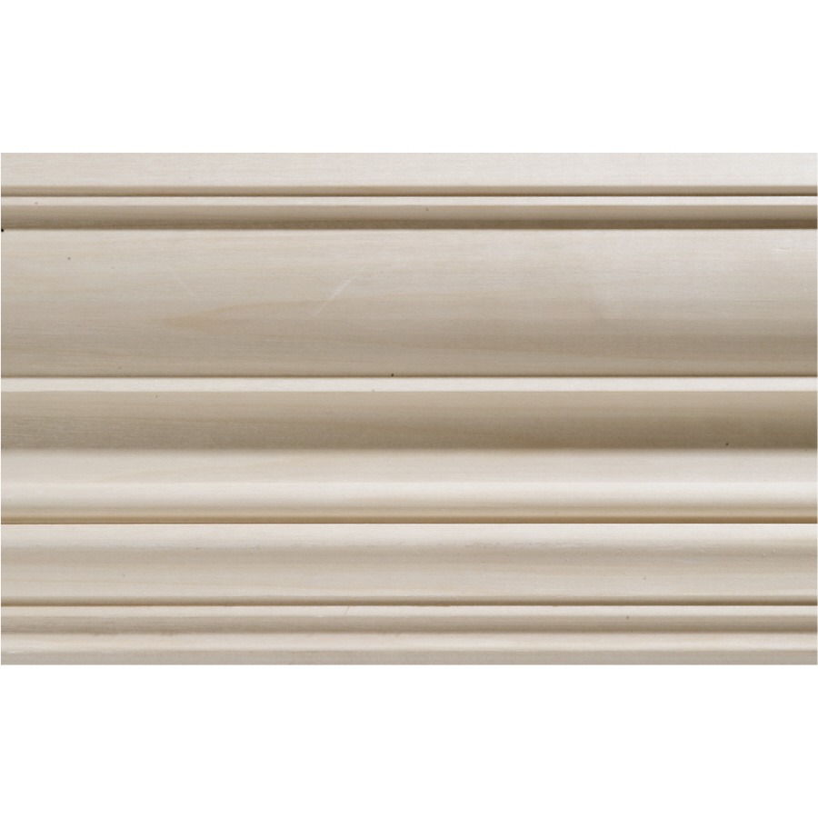 Shop 4 5 in x 8 ft moulding at for Miterless crown moulding