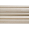7/8-in x 4-1/2-in x 8-ft Whitewood Crown Moulding (Pattern 05689)