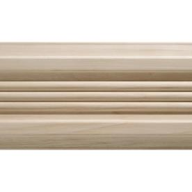 0.75-in x 4-in x 7-ft Interior Whitewood Casing Moulding (Pattern 05912)