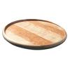 Catskill Craftsmen 1-Tier Wood Full Circle Tabletop Lazy Susan