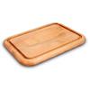 Catskill Craftsmen 16-in L x 12-in W Wood Cutting Board
