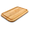Catskill Craftsmen 20-in L x 14-in W Wood Cutting Board