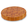 Catskill Craftsmen 14-in L x 14-in W Wood Cutting Board