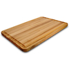 Catskill Craftsmen 30-in L x 20-in W Wood Cutting Board