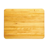 Catskill Craftsmen 23-in L x 17-in W Wood Cutting Board