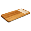 Catskill Craftsmen 24-in L x 12-in W Wood Cutting Board
