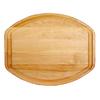 Catskill Craftsmen 20-in L x 16-in W Wood Cutting Board