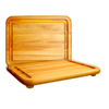 Catskill Craftsmen 19-in L x 15-in W Wood Cutting Board