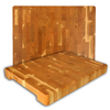 Catskill Craftsmen 16-1/4-in L x 12-in W Wood Cutting Board