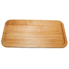 Catskill Craftsmen 20-in L x 10-in W Wood Cutting Board