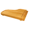 Catskill Craftsmen 16-in L x 12-in W Wood Cutting Board