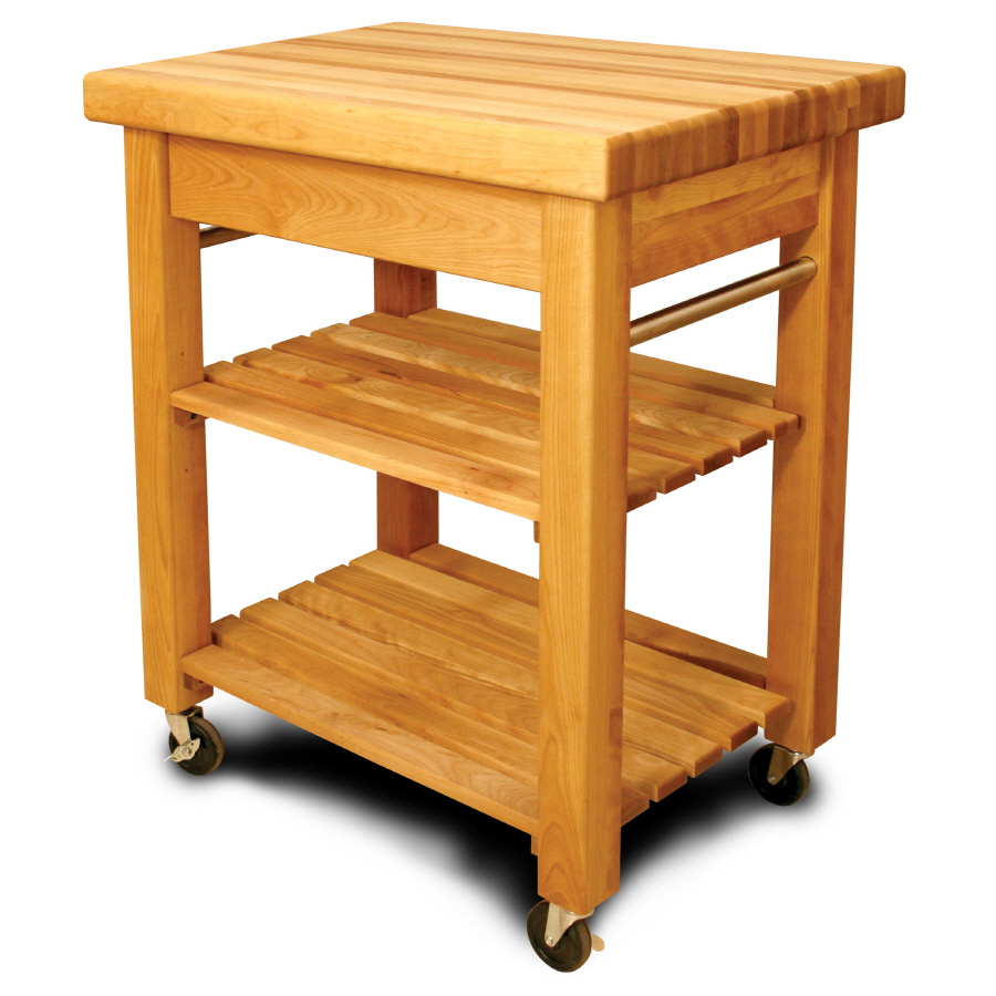 Shop catskill craftsmen 20 in l x 30 in w x 36 in h 30 kitchen island