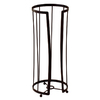 Style Selections Oil-Rubbed Bronze Freestanding Floor Toilet Paper Holder