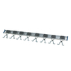 Blue Hawk Metal Adjustable Clamp Rail