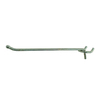 Blue Hawk Metal Double Prong Straight Hook