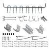 Blue Hawk 47-Pack Metal Peghook Assortment