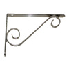 Blue Hawk Steel Shelf Brackets