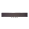 Gatehouse 6-in x 30-in Oil-Rubbed Bronze Entry Door Kick Plate