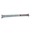 Style Selections 48-in x 2.75-in x 2.75-in Extendable Metal Closet Rod with Hardware
