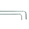 Project Source 28-in to 48-in Double Curtain Rod