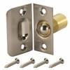 Gatehouse Satin Nickel Ball Catch