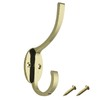 Gatehouse Zinc Alloy Garment Hook