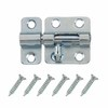 Gatehouse 2&#034; Zinc Plated Window Bolt with Screws