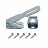"Gatehouse 2-1/2"" Zinc Plated Safety Hasp with Screws"