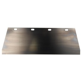 "Tile Solutions 14"" Carbon Steel Floor Scraper Replacement Blade"