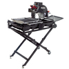 Brutus 10-in 1.5-HP Wet Bridge Sliding Table Tile Saw with Stand