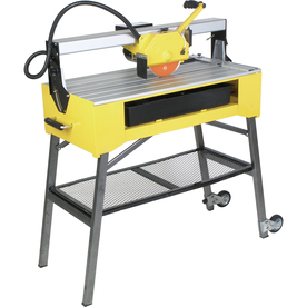 Q.E.P. 8-in 1.5-HP Wet/Dry Bridge Tile Saw with Stand