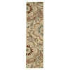 Style Selections Beige Rectangular Indoor Tufted Runner (Common: 2 x 8; Actual: 24-in W x 96-in L)