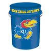 WinCraft Sports Kansas 5-Gallon Plastic Bucket